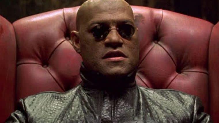 Laurence Fishburne não foi convidado para participar de Matrix 4