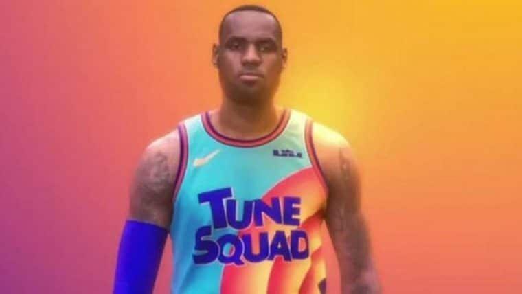 Space Jam: Um Novo Legado | Confira o novo uniforme do time