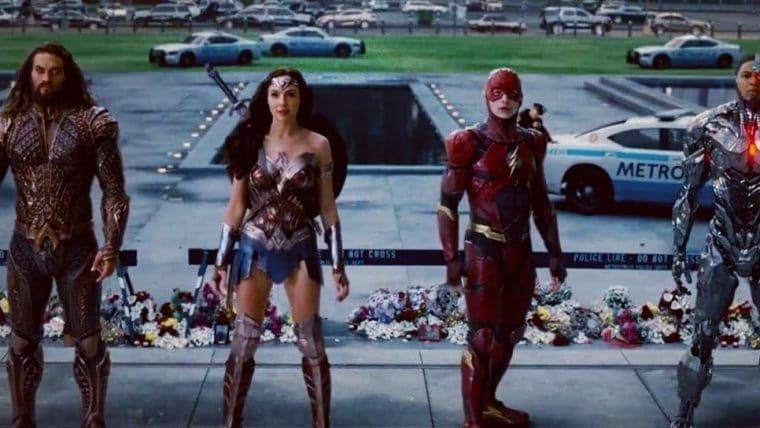 Liga da Justiça | Zack Snyder divulga foto da edição do Snyder Cut