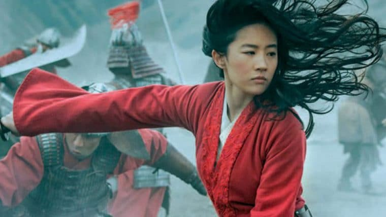 Mulan ganha trailer intenso