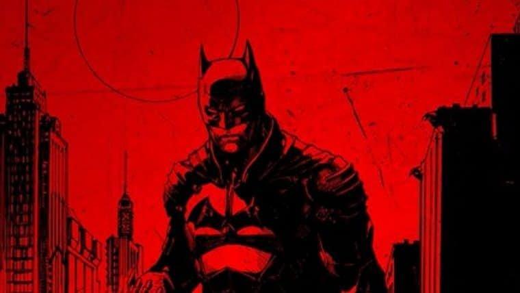 The Batman | Matt Reeves divulga logo e nova arte do filme