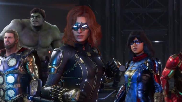 Marvel's Avengers ganha trailer de lançamento