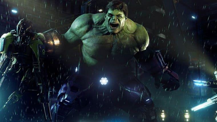 Marvel's Avengers vai exigir 90 GB de espaço livre no PlayStation 4