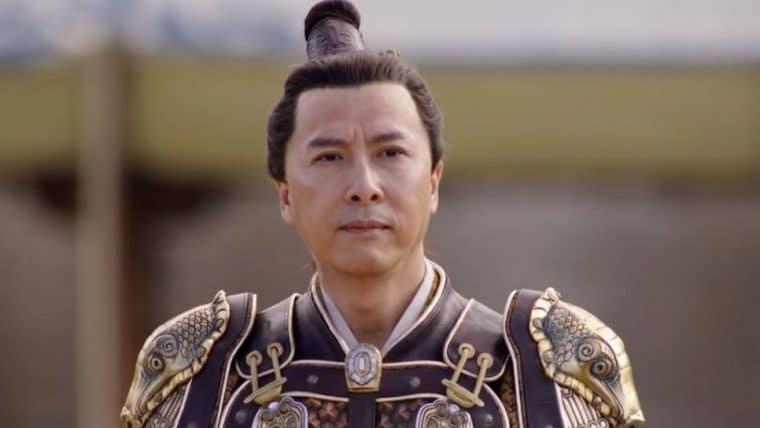 Mulan | Vídeo mostra habilidades de Donnie Yen e Liu Yifei com artes marciais