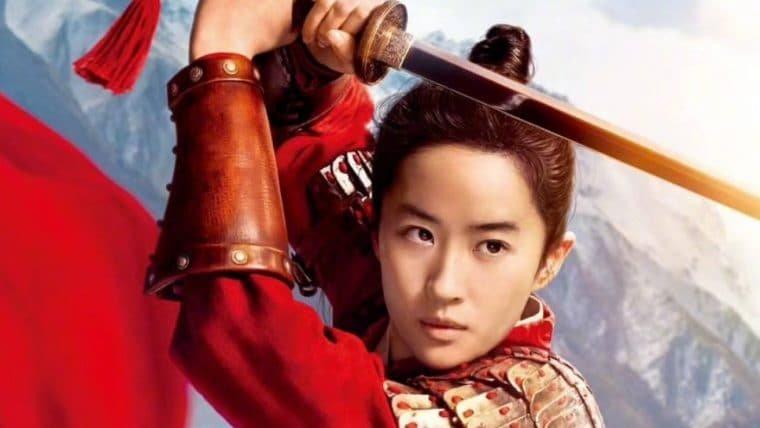Mulan | Apesar do lançamento no Disney Plus, filme chegará aos cinemas na China