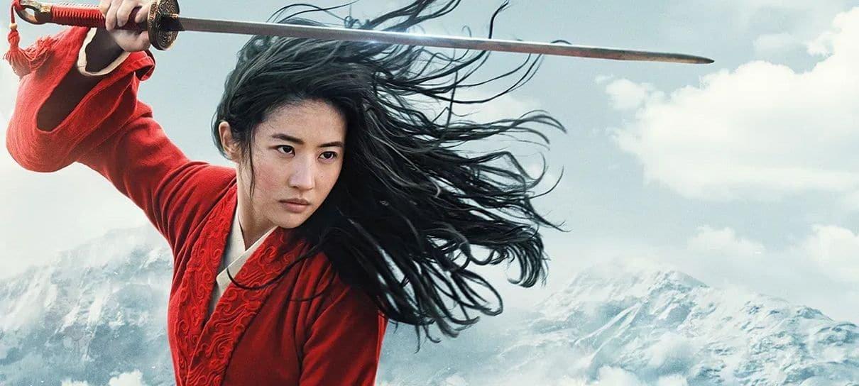 Mulan vai estrear em setembro no Disney Plus