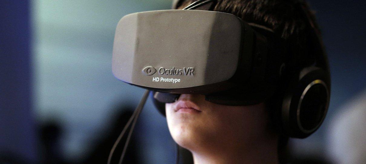 Oculus VR passa a exigir vínculo com conta do Facebook