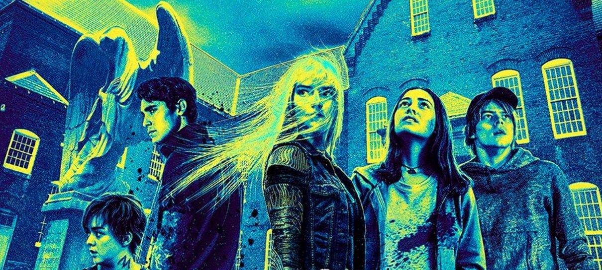Os Novos Mutantes ganha mais um cartaz confirmando estreia em agosto