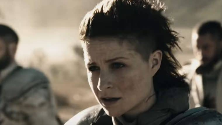 Raised by Wolves   Série de Ridley Scott ganha trailer sangrento