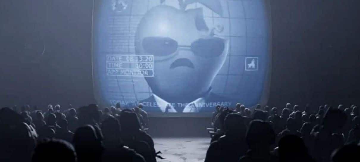 Ridley Scott critica vídeo de Fortnite que recria comercial antigo da Apple