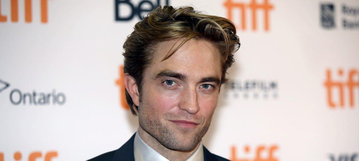 Robert Pattinson revela ter mentido para Christopher Nolan sobre teste de The Batman