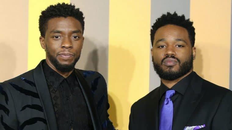 Ryan Coogler, diretor de Pantera Negra, faz homenagem a Chadwick Boseman