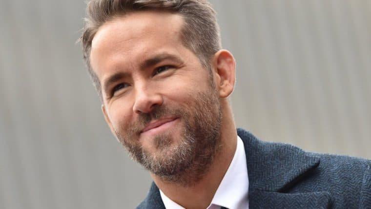 Ryan Reynolds é co-autor e estrela de Upstate, novo filme de comédia para a Netflix