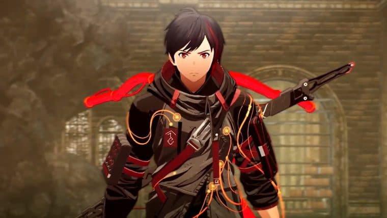 Scarlet Nexus ganha novo trailer mostrando novos personagens