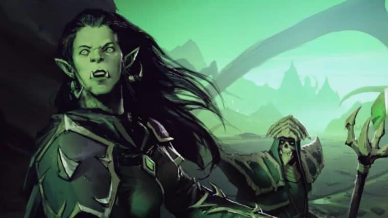 Shadowlands Pós-Vidas | Série animada de World of Warcraft estreia nesta semana
