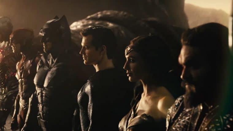 Snyder Cut de Liga da Justiça terá 4 horas de duração, divididas em 4 partes