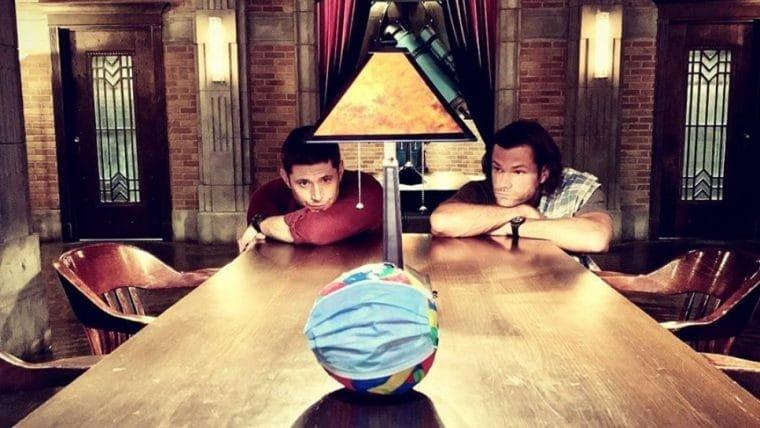 Supernatural | Foto dos bastidores revela retorno das gravações da última temporada