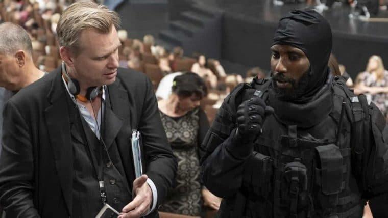 Tenet | Novo vídeo mostra os bastidores das cenas de ação