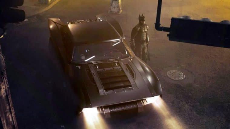 The Batman se passa em um universo diferente do apresentado em Liga da Justiça