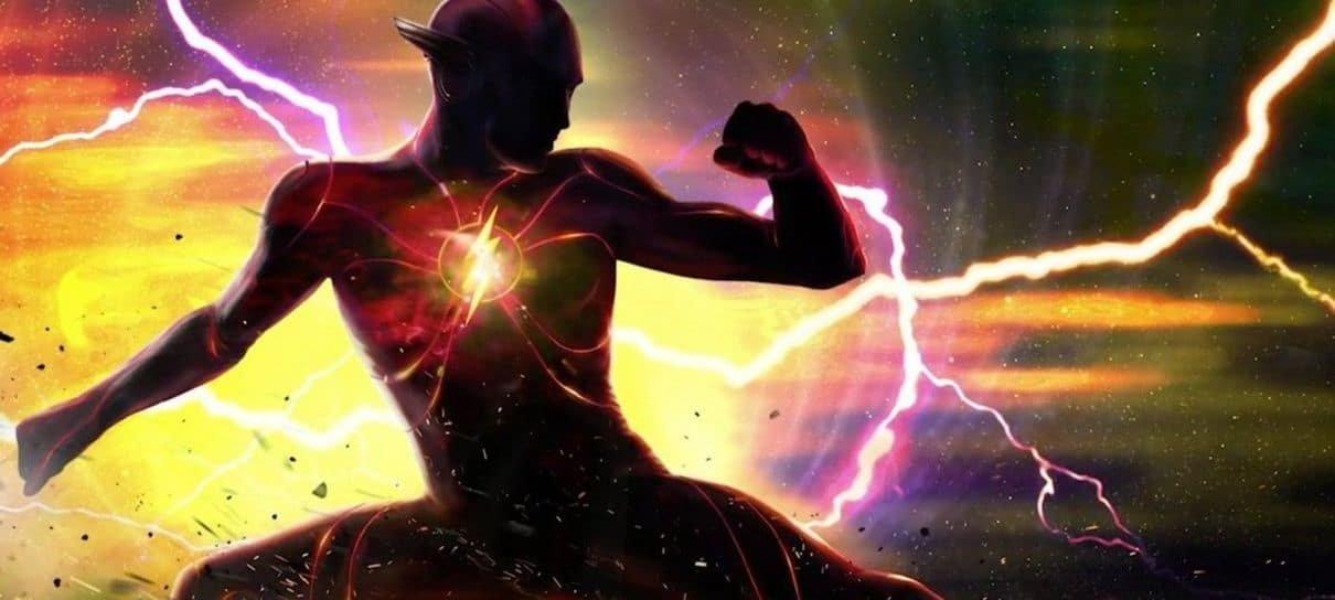 The Flash | Confira artes conceituais do novo uniforme do herói nos cinemas