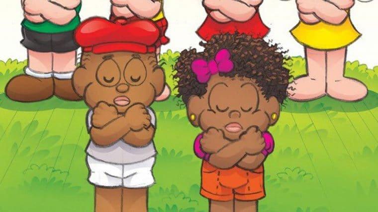 Turma da Mônica homenageia Chadwick Boseman