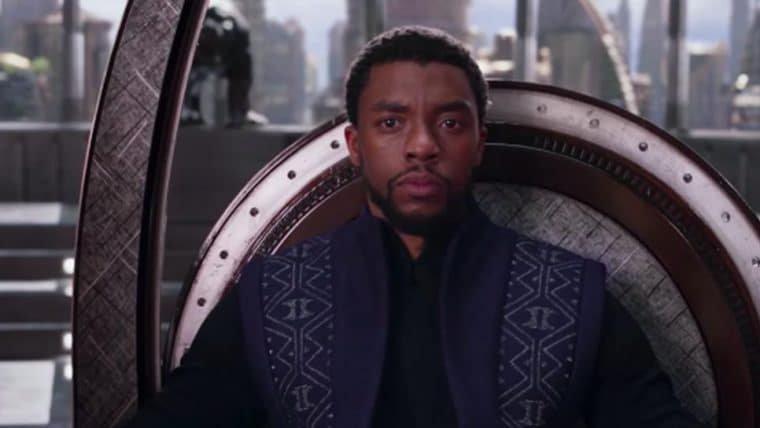 Anúncio da morte de Chadwick Boseman é a publicação mais curtida do Twitter