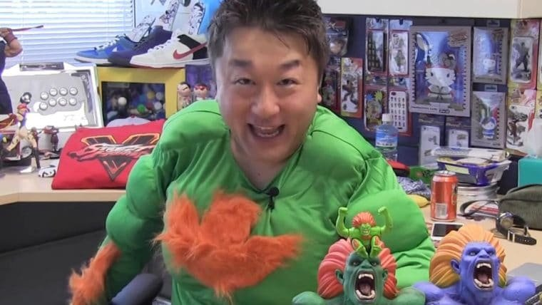 Produtor de Street Fighter, Yoshinori Ono anuncia saída da Capcom