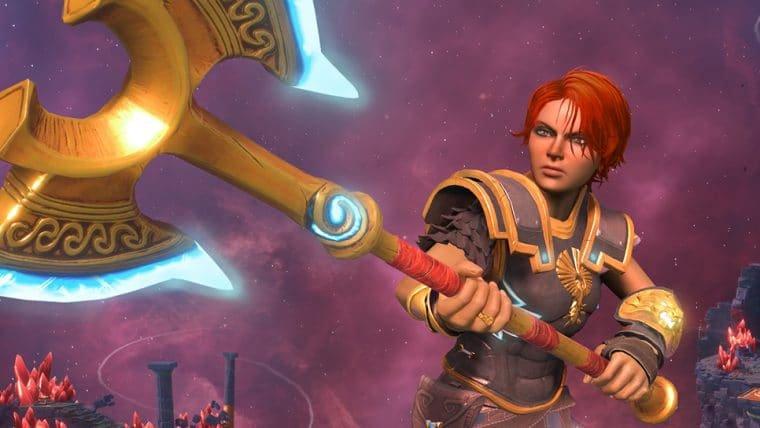 Immortals: Fenyx Rising ganha novo trailer animado e vídeo de 11 minutos de gameplay