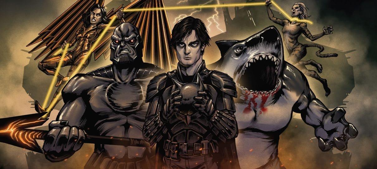 DC Fandome: O Bom, o Hype e o Snyder