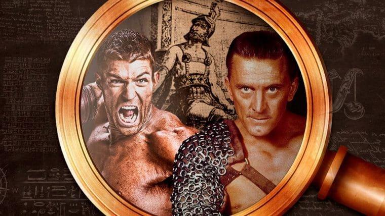 Spartacus histórico e o lendário