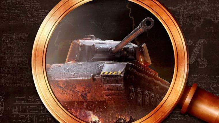 Os tanques secretos da Segunda Guerra Mundial