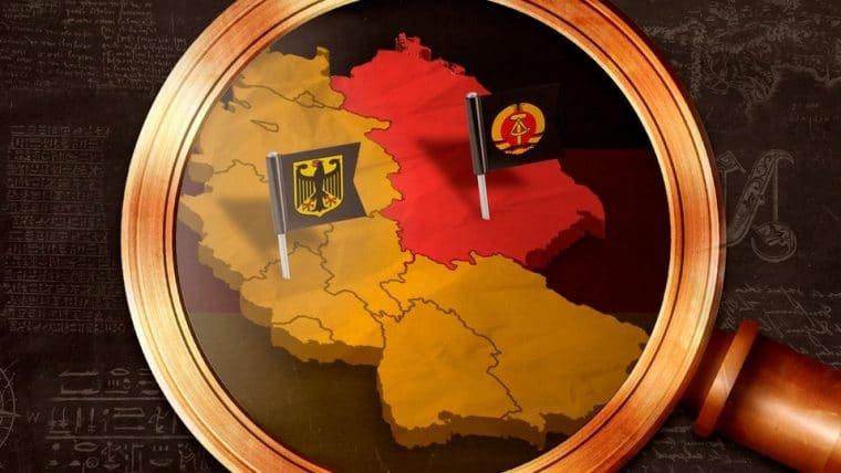 A Reunificação da Alemanha