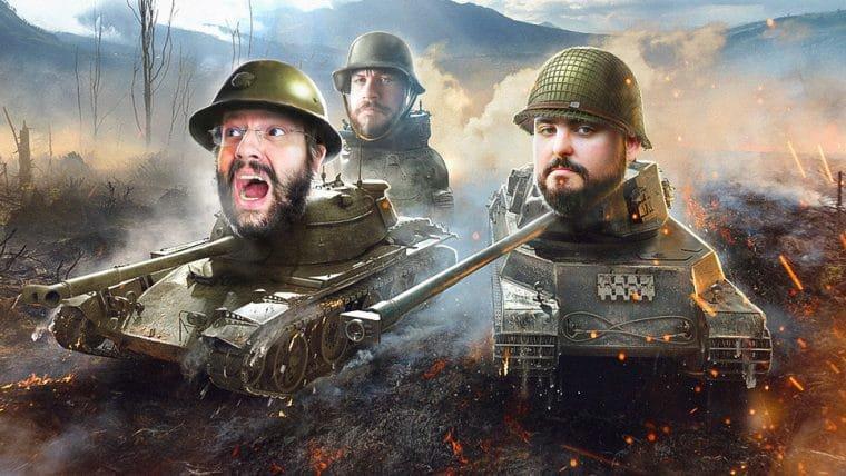 World of Tanks - O Mau é melhor que o Didi!