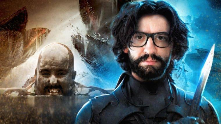 Trailer de Duna - Controlando o universo!