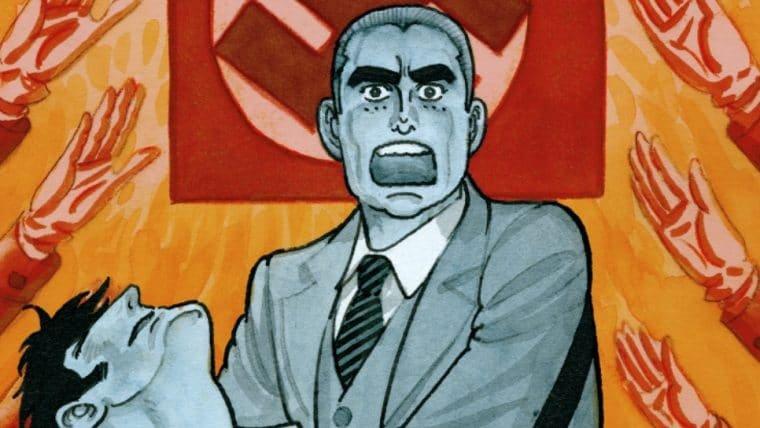 Recado a Adolf, mangá de Osamu Tezuka, é relançado no Brasil