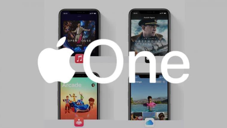 Apple One reúne quatro serviços em uma única assinatura