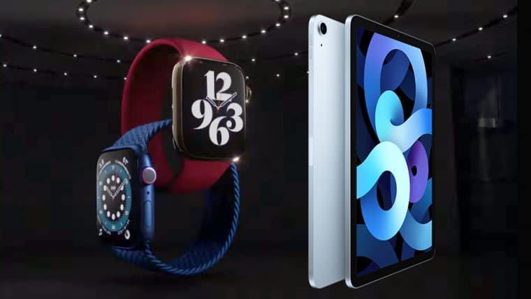Novo Apple Watch e iPad Air são revelados e ganham preço no Brasil