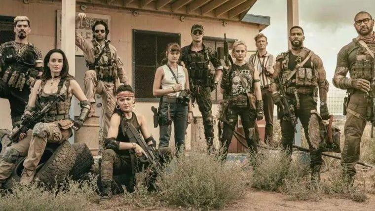 Army of the Dead   Filme de Zack Snyder na Netflix vai ganhar série e animação
