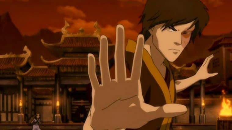 Avatar: A Lenda de Aang   Vídeo mostra criação da luta entre Azula e Zuko