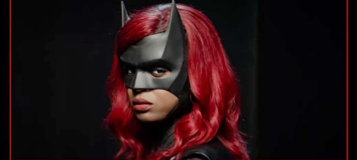 Batwoman   Visual da nova protagonista é revelado