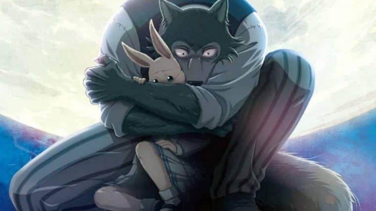 Beastars é o anime mais popular da Netflix no Brasil, aponta pesquisa