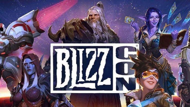 BlizzCon vai acontecer virtualmente em fevereiro de 2021