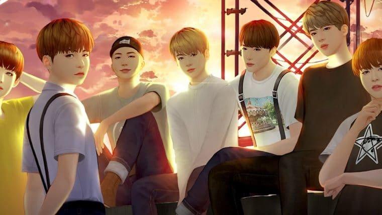 BTS Universe Story ganha trailer de 10 minutos cheio de mistério