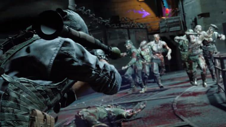 Modo zumbi de Call of Duty: Black Ops Cold War é revelado com trailer