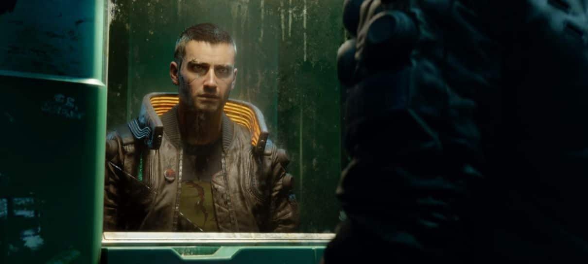 Campanha de Cyberpunk 2077 será