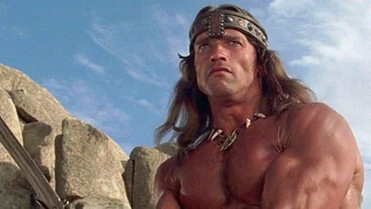 Conan, o Bárbaro terá uma nova série live-action na Netflix