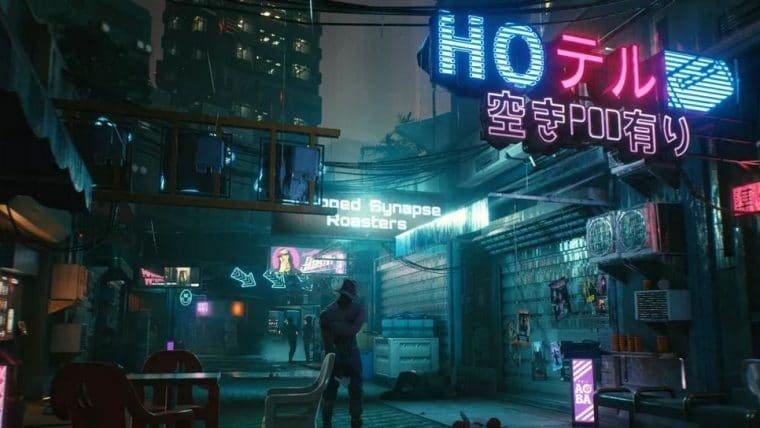 Cyberpunk 2077 | Blade Runner e Akira serviram de inspiração para o visual de Night City
