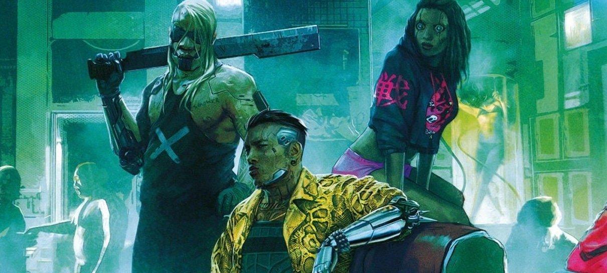 Cyberpunk 2077 | Terceira transmissão sobre o game mostrará mais das gangues de Night City