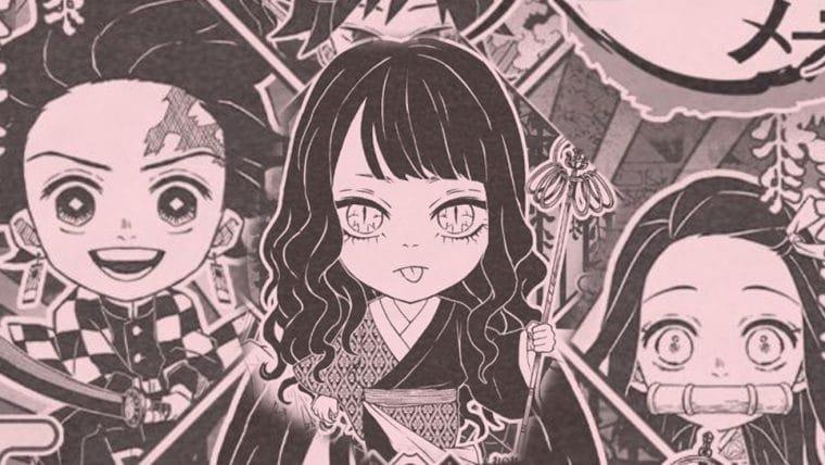 Crie seu próprio personagem de Demon Slayer no site oficial da Shonen Jump