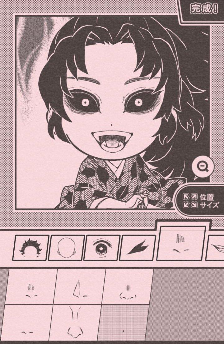 Crie seu próprio personagem de Demon Slayer no site oficial da Shonen Jump 3